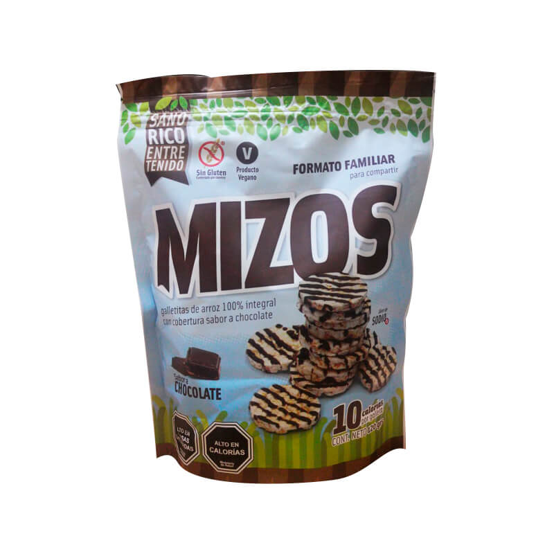 Mizos Chocolate Formato Familiar