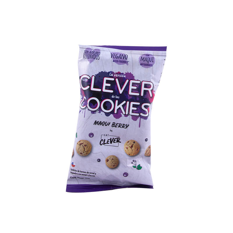 Clever Cookies Maqui Berry