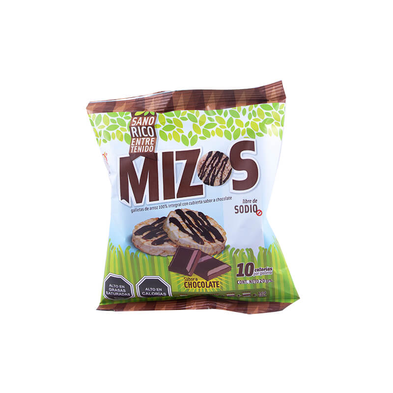 Mizos de Chocolate