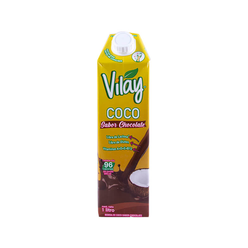 Bebida Vegetal Coco Chocolate