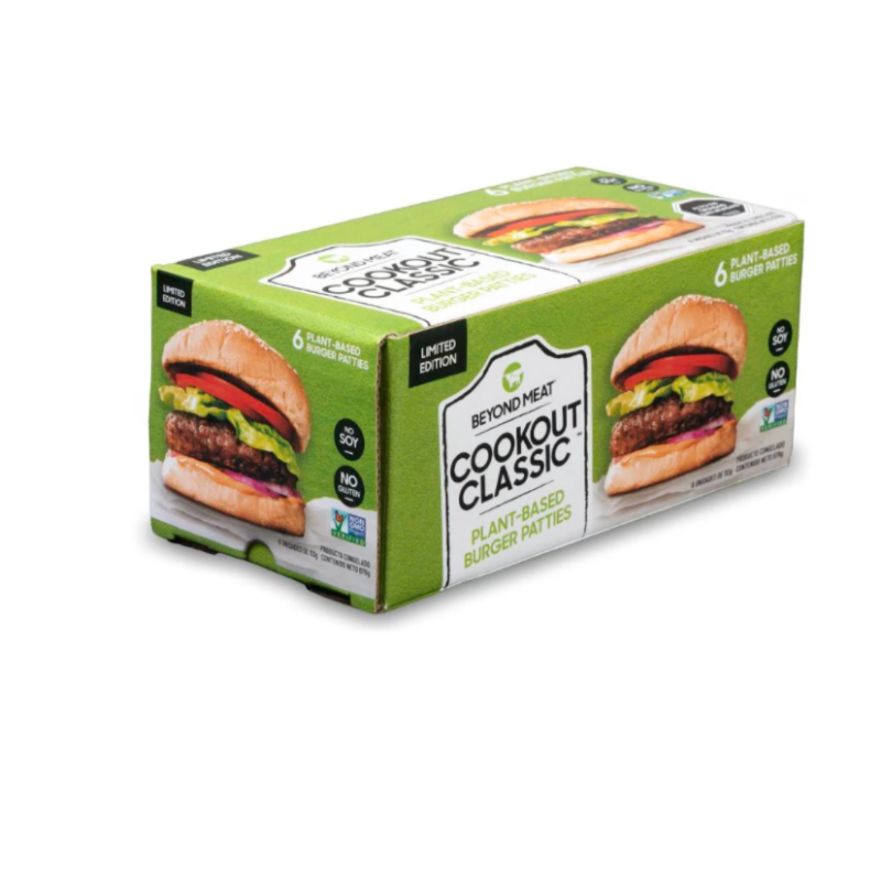 Beyond Meat Limited Edition Caja 6 unid
