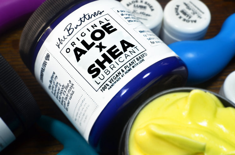 The Butters - Original Aloe X Shea Lubricant