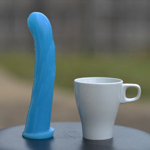 NoFrillDo Silicone Dildo - Shape L - Series Two