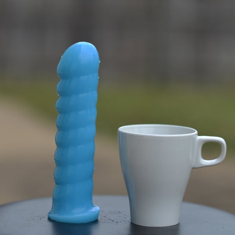 NoFrillDo Silicone Dildo - Shape X - Series Two