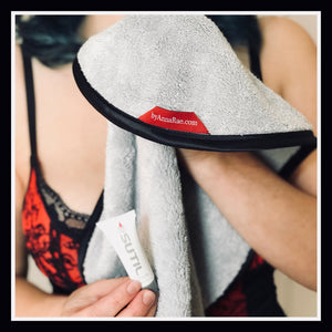 Cumpanion Aftercare Towel - Absorbent Sex Clean Up Towel