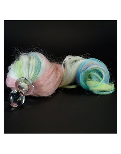 Crystal Delights - Detachable Faux Pony Tail Plug