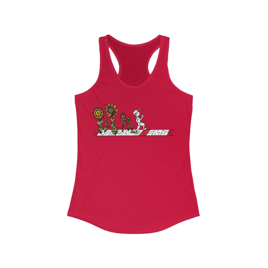 L4 BGC Women's Ideal Racerback Tank