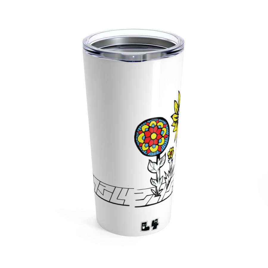 L4 BGC Road Ahead Tumbler 20oz