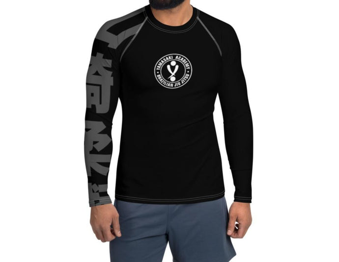 Yamasaki BLACK Rash Guard