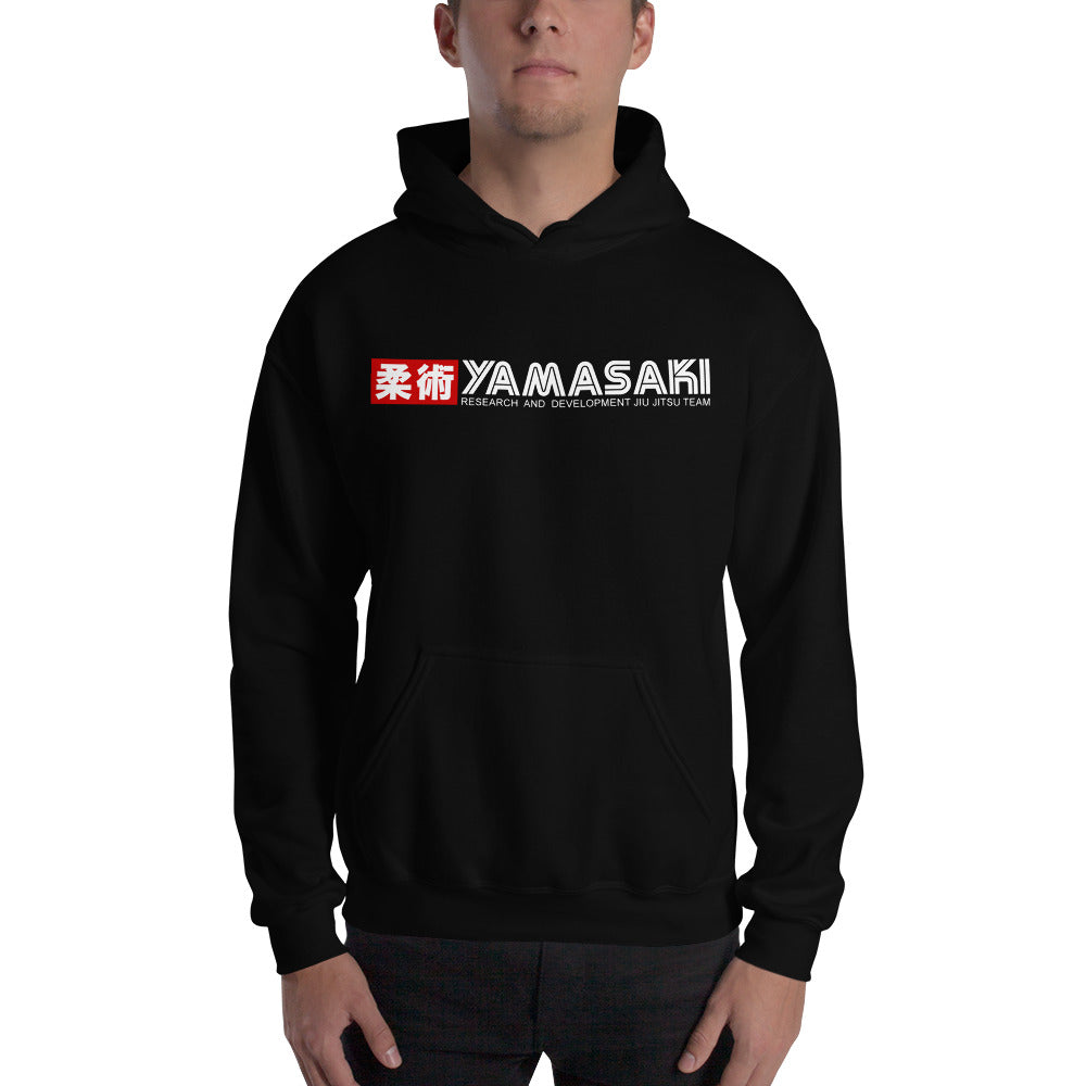 Yamasaki Team Hooded Sweatshirt