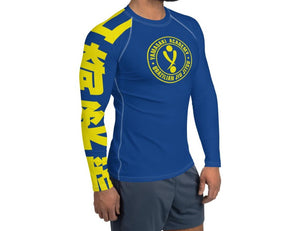 Yamasaki Men's Rash Guard