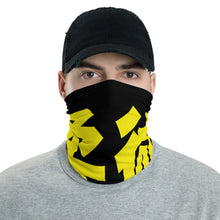 Load image into Gallery viewer, UNISEX Jiu Jitsu Kanji Face Mask / Neck Gaiter