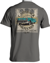 Load image into Gallery viewer, Laid back Baywood 57 Chevy Men's Chill T-Shirt