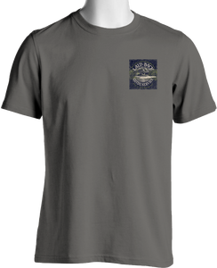 Laid Back Downrigger Float Plane-Men's Chill T-Shirt