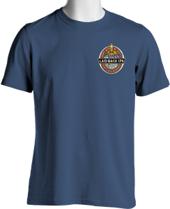 Laid Back Hancock IPA-Men's Chill T-Shirt