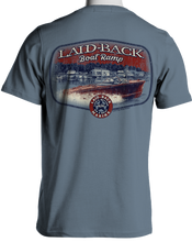 Load image into Gallery viewer, Laid Back Ocean Boat Ramp-Men's Chill T-Shirt