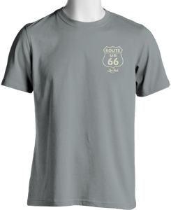 Laid Back Route 66 Signs-Men's Chill T-Shirt
