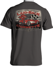 Load image into Gallery viewer, Laid Back Stockman Vette-Men's Chill T-Shirt