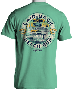 Laid Back What Signs Nautical-Men's Chill T-Shirt