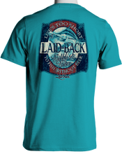 Load image into Gallery viewer, Laid Back Newcastle Marlin-Men's Chill T-Shirt