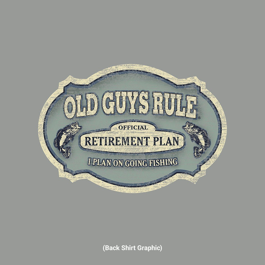 Retirement Badge