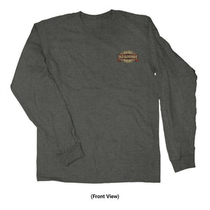 Oak Cask Oval Long Sleeve Tee Shirt