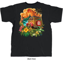 Load image into Gallery viewer, Hula Woodie 2 Pocket Tee Shirt
