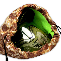 Exalt Goggle Bag Pizza with Vents mask