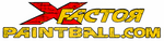 XFactorPaintball.com company logo Paintball X Factor