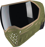 Empire EVS Goggle - Olive Green with Tan Parts