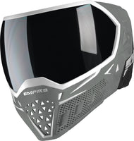 Empire EVS Goggle - Grey with White Parts