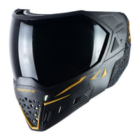 Empire EVS Goggle - Black with Gold Parts