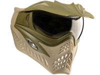 GI Sportz Grill Paintball Mask - Swamp Olive Tan