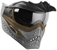 GI Sportz Grill Paintball Mask - SC Tan Grey