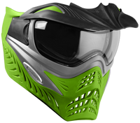 GI Sportz Grill Paintball Mask - SC Grey Lime