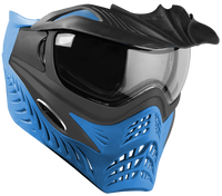 GI Sportz Grill Paintball Mask - Azure Blue Black