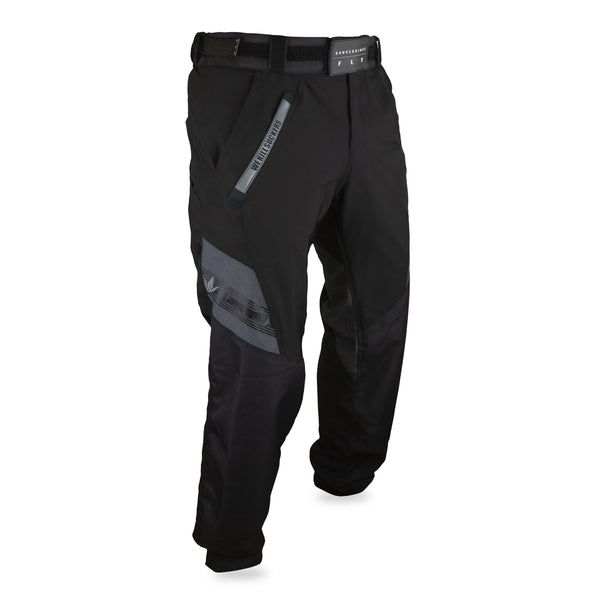 BunkerKings Featherlight Fly Pants - Black Front