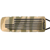 Exalt Bayonet Barrel Cover USA Camo Tan