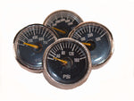 Custom Products Air Pressure Guage 0-160, 0-300, 0-500, 0-5000