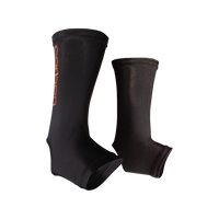 Carbon Paintball Ankle Cover - Side