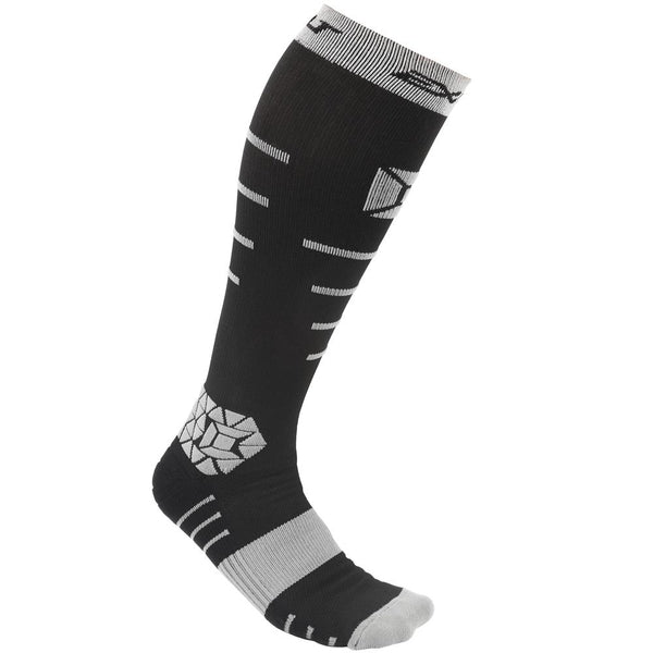 Exalt Compression Sock Black Grey