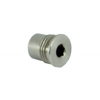 Planet Eclipse Ego Valve Plug  Stainless Steel