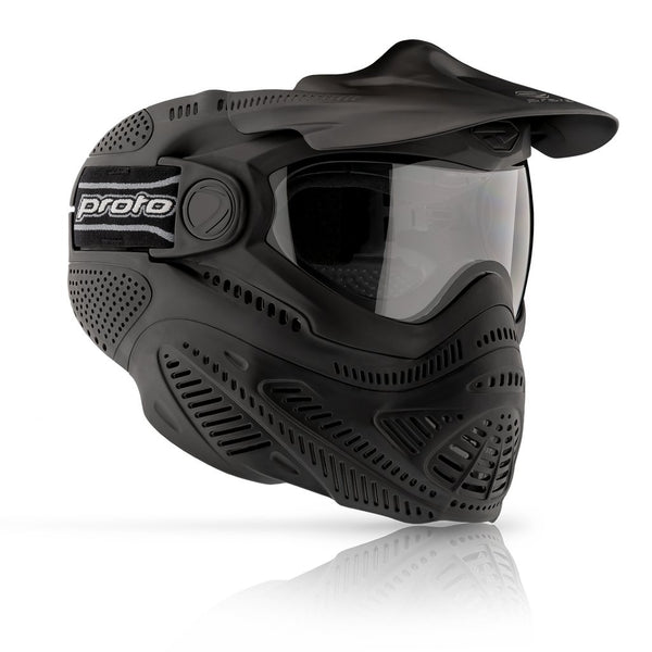 Dye Paintball Proto FS Paintball Mask - Black