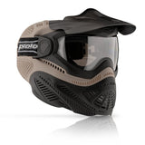 Dye Paintball Proto FS Paintball Mask - Tan