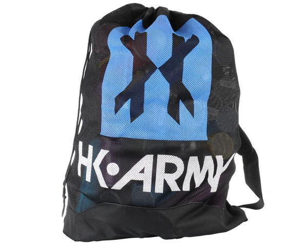 HK Army Carry-All Pod Bag Black Front