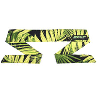 Exalt Headband - Tropical Leaf Green