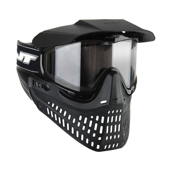 JT Spectra Proflex Paintball Mask - Black 23120