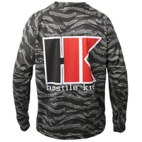 HK Army OG Longsleeve Dryfit Shirt Tiger Urban Back
