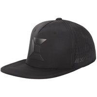 Exalt Stealth Baseball Snap Back Cap - Black