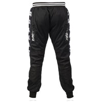 HK Army TRK Jogger Pant in Black with HK Skulls down the side - Back